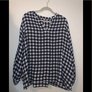 Old Navy long sleeve Business casual top